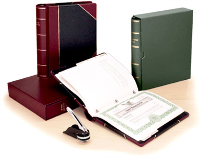 Corporate Kit - Post Binder