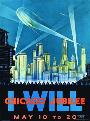 1934 Chicago Jubilee