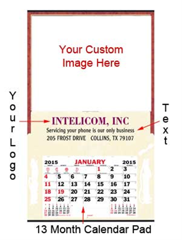 custom queen mary wall yearly planning calendar